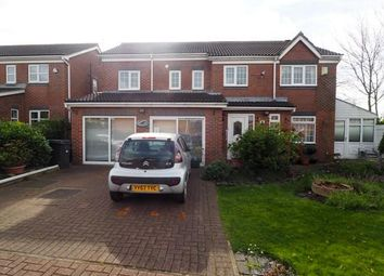 Thumbnail 5 bedroom detached house for sale in Harbour Way, Victoria Dock, Hull