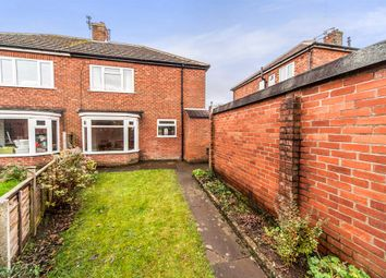 Thumbnail 3 bed semi-detached house for sale in Tasmania Square, Marton-In-Cleveland, Middlesbrough