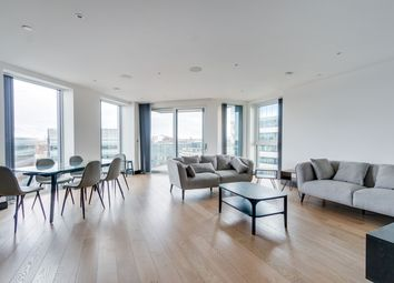 Thumbnail 3 bed flat to rent in Sovereign Court, Marquis House, London