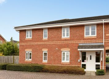 Thumbnail 2 bed flat for sale in Broadmere Road, Beggarwood, Basingstoke