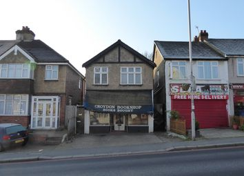 Thumbnail Retail premises for sale in Carshalton Road, Carshalton