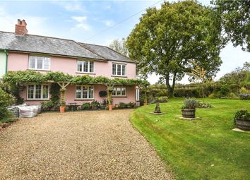 Thumbnail 4 bed semi-detached house for sale in Sector Lane, Axminster, Devon