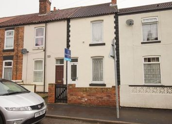 Thumbnail 3 bed terraced house for sale in Glebe Road, Brigg