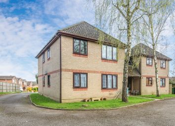 Thumbnail 1 bed flat for sale in Campbell Court, Fair Oak, Eastleigh
