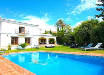 Thumbnail 6 bed villa for sale in Spain, Andalucia, Guadalmina, Vww1015