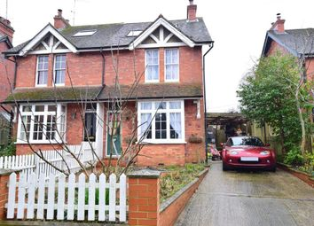 Thumbnail 4 bed semi-detached house for sale in Andrews Lane, Southwater, Horsham, West Sussex