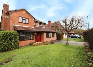 Thumbnail 5 bed detached house for sale in Sutton Passeys Crescent, Wollaton, Nottingham