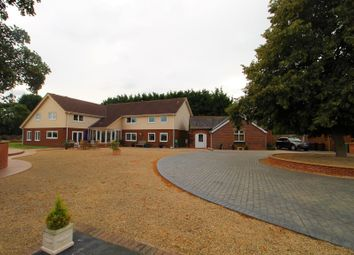 Thumbnail 6 bed detached house for sale in Town End Road, Draycott, Derby