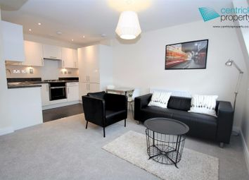 Thumbnail 2 bed flat to rent in Sissinghurst Court, Main Street, Dickens Heath, Solihull