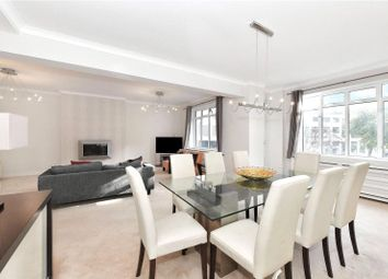 Thumbnail 3 bed flat to rent in Lancaster Terrace, Lancaster Gate