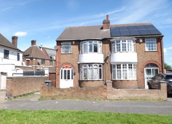 Thumbnail 3 bed semi-detached house for sale in Canon Street, Belgrave, Leicester