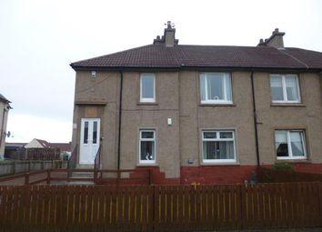Thumbnail 2 bed flat to rent in Morgan Street, Larkhall ML9,