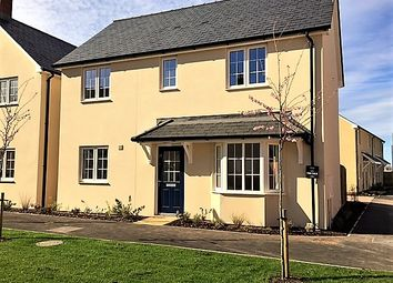 Thumbnail 3 bed detached house for sale in The Helford, Castle Fields, Marsh Lane, Dunster, Somerset