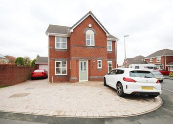 Thumbnail 4 bed detached house for sale in Naburn Drive, Orrell, Wigan, Lancashire