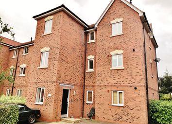 Thumbnail 2 bed flat to rent in Borough Way, Nuneaton, Warwickshire