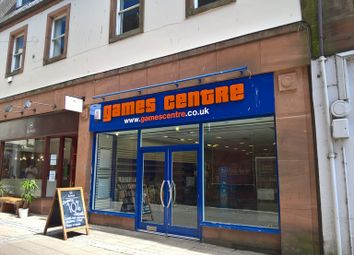 Thumbnail Retail premises to let in Queensberry Street, Dumfries