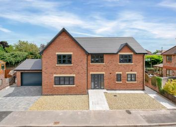4 bed detached house for sale in Quarndon Heights, Allestree, Derby DE22