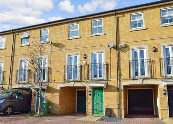 Thumbnail 3 bed town house for sale in Downland Walk, Walderslade, Chatham, Kent