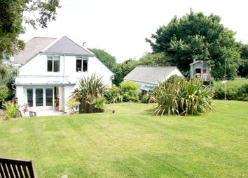 Thumbnail 4 bed barn conversion to rent in Budock Water, Falmouth