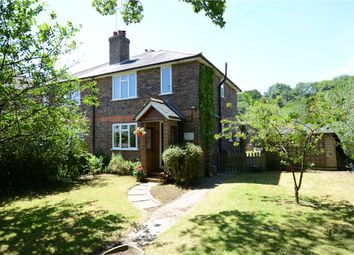 Thumbnail 3 bed semi-detached house for sale in Hurst Hill Cottages, Birtley Road, Bramley
