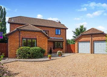 Thumbnail 4 bed detached house for sale in Rectory Leys, Offord D'arcy