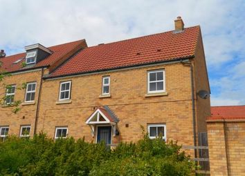 Thumbnail 4 bed semi-detached house for sale in Langlands Road, Bedford, Bedfordshire