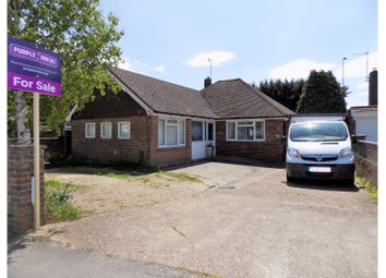 Thumbnail 5 bed semi-detached bungalow for sale in Manor Road, Lancing