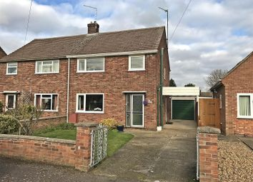 Thumbnail 3 bedroom semi-detached house for sale in Lents Way, Cambridge