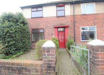 Thumbnail 3 bed terraced house to rent in Mellwood Avenue, Blackpool