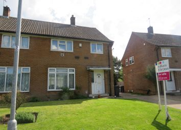 Thumbnail 3 bed semi-detached house for sale in Church Crescent, Moortown, Leeds