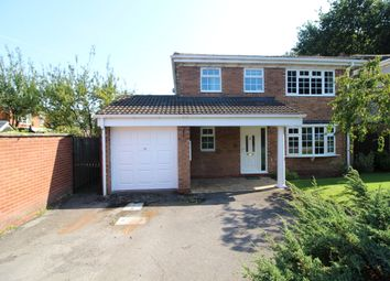 Finchall Croft, Solihull B92. 4 bed detached house