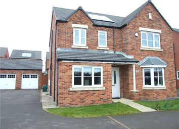 Thumbnail 4 bed detached house for sale in Spring Gardens, Wessington, Alfreton