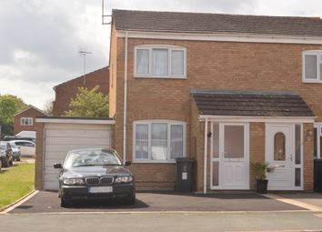 Thumbnail 2 bed end terrace house to rent in Worsley Road, Freshbrook, Swindon