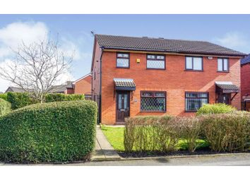 Thumbnail 2 bed semi-detached house for sale in Garstang Avenue, Bolton