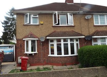 Thumbnail 3 bed semi-detached house to rent in Meadfield Road, Langley, Slough