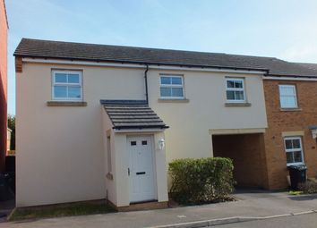 Thumbnail 2 bed flat for sale in Garth Road, Paxcroft Mead, Trowbridge, Wiltshire