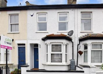 Thumbnail 2 bed terraced house for sale in St. Peters Street, South Croydon, Surrey