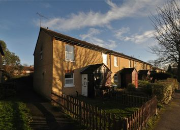 Thumbnail 2 bed end terrace house for sale in Ludwick Way, Welwyn Garden City, Hertfordshire