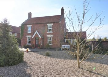 Thumbnail 3 bedroom detached house for sale in Brinkhill, Louth