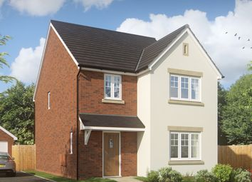 Thumbnail 4 bedroom detached house for sale in Ymyl Yr Afon, Merthyr Vale