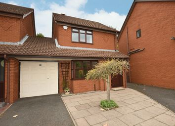 Thumbnail 3 bed link-detached house for sale in Burley Close, Shirley, Solihull