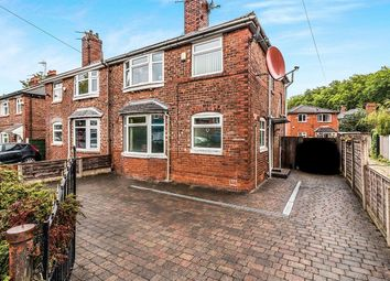 Thumbnail 3 bed semi-detached house for sale in Burnage Lane, Manchester