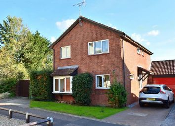 Thumbnail 4 bed detached house for sale in Scott Close, Taunton