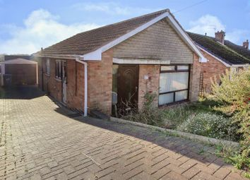 Thumbnail 2 bed detached bungalow for sale in Sisley Avenue, Stapleford, Nottingham