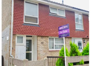 Thumbnail 3 bed end terrace house for sale in Hanford Close, Southfields
