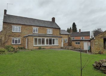 Thumbnail 3 bed detached house to rent in Upper High Street, Harpole, Northampton