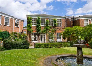 Thumbnail 4 bedroom detached house to rent in Pembroke Gardens Close, Kensington, London