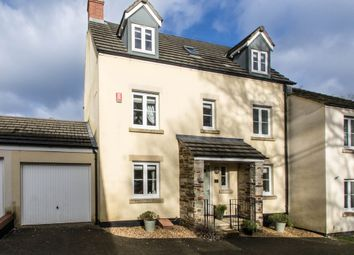 Thumbnail 4 bed semi-detached house for sale in Dipper Drive, Whitchurch, Tavistock