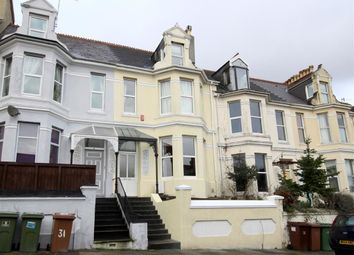 Thumbnail 4 bed terraced house for sale in Elm Road, Mannamead, Plymouth