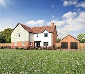 Thumbnail 5 bed detached house for sale in Station Road, Ibstock, Leicestershire